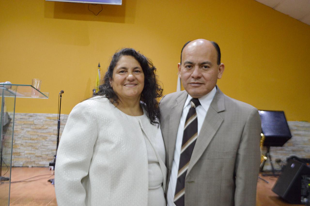 Cumpleaños de Nuestra Pastora