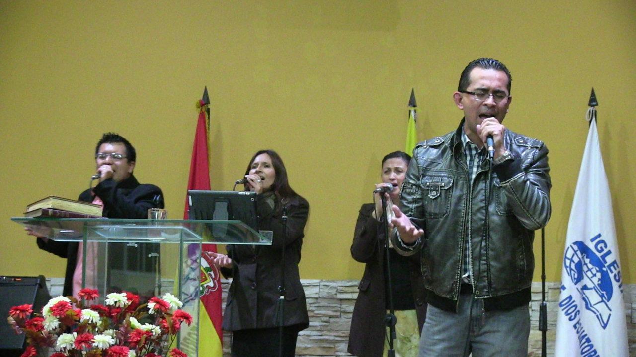 Ministerio de Alabanza y Adoración