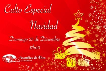 Celebración Navideña